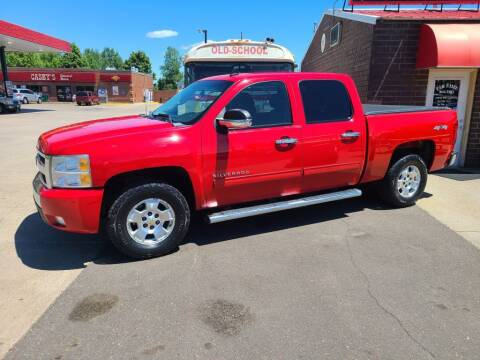 2011 Chevrolet Silverado 1500 for sale at Rum River Auto Sales in Cambridge MN