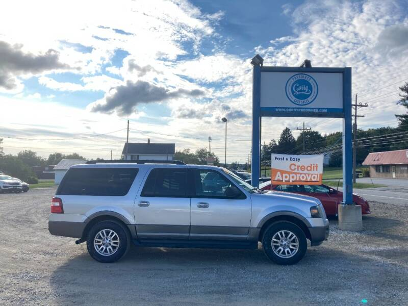 2011 Ford Expedition EL for sale at Corry Pre Owned Auto Sales in Corry PA