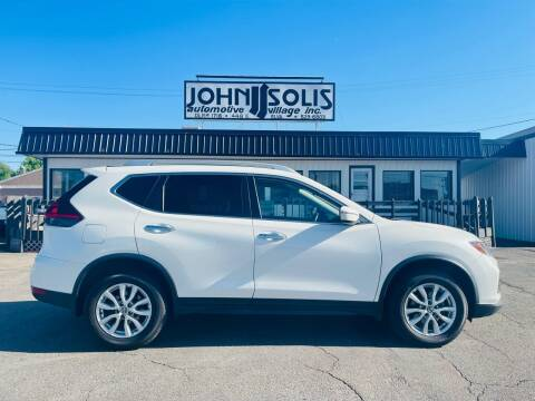 2018 Nissan Rogue for sale at John Solis Automotive Village in Idaho Falls ID