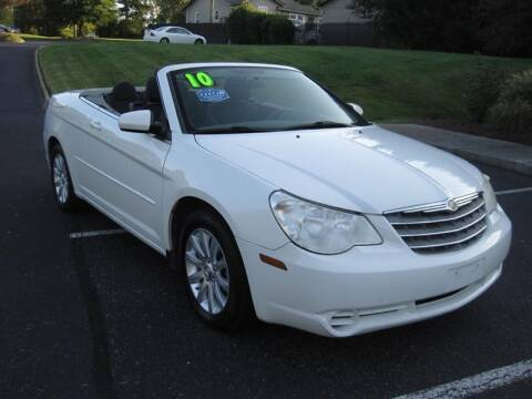 2010 Chrysler Sebring for sale at Reza Dabestani in Knoxville TN