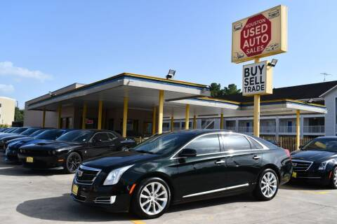 2016 Cadillac XTS for sale at Houston Used Auto Sales in Houston TX