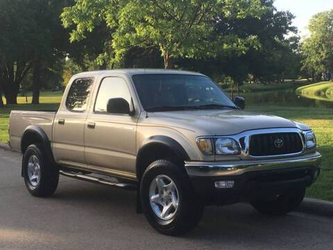 2002 Toyota Tacoma for sale at Texas Car Center in Dallas TX