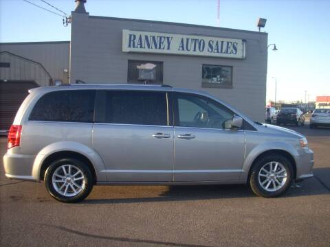 2019 Dodge Grand Caravan for sale at Ranney's Auto Sales in Eau Claire WI