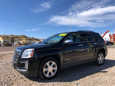 2017 GMC Terrain for sale at 1st Quality Motors LLC in Gallup NM
