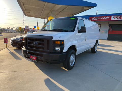 2008 Ford E-Series Cargo for sale at Top Quality Auto Sales in Redlands CA
