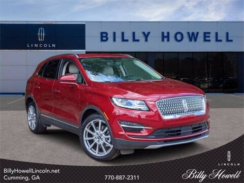 2019 Lincoln MKC for sale at BILLY HOWELL FORD LINCOLN in Cumming GA