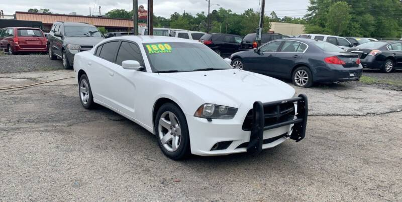 2014 Dodge Charger for sale at Auto Mart in North Charleston SC