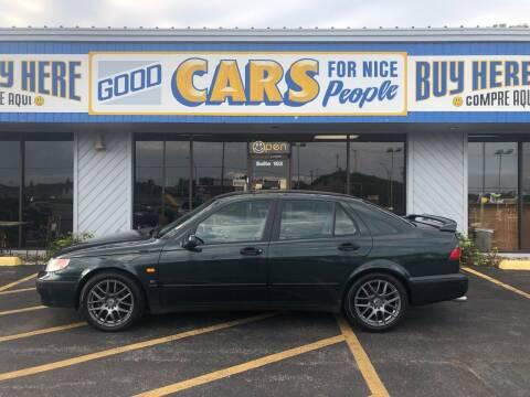 1999 Saab 9-5 for sale at Good Cars 4 Nice People in Omaha NE