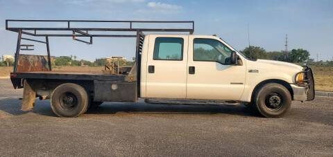 2001 Ford F-350 Super Duty for sale at BAC Motors in Weslaco TX