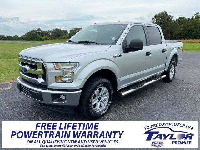 2017 Ford F-150 for sale at Taylor Automotive in Martin TN