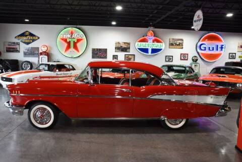 1957 Chevrolet BelAir 2 Dr Hard Top for sale at Choice Auto & Truck Sales in Payson AZ