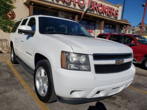 2009 Chevrolet Suburban for sale at USA Auto Brokers in Houston TX