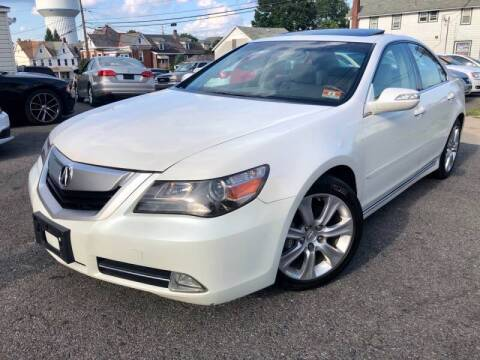2009 Acura RL for sale at Majestic Auto Trade in Easton PA