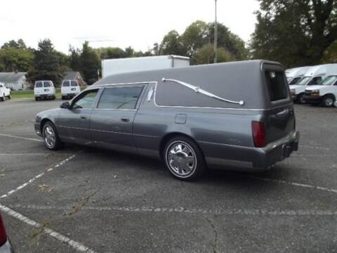 2003 Cadillac DeVille for sale at Classic Car Deals in Cadillac MI