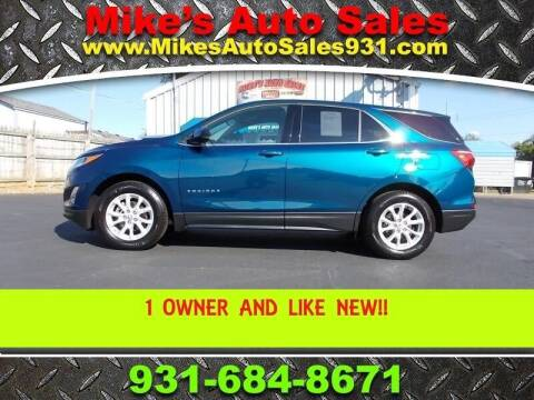 2019 Chevrolet Equinox for sale at Mike's Auto Sales in Shelbyville TN
