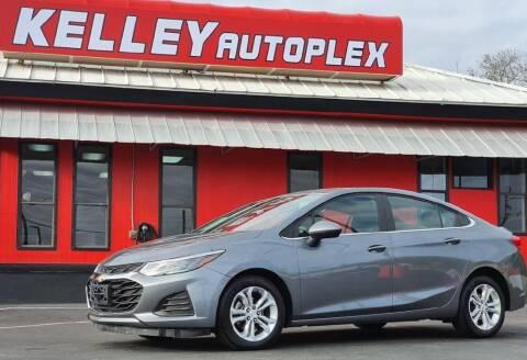 2019 Chevrolet Cruze for sale at Kelley Autoplex in San Antonio TX