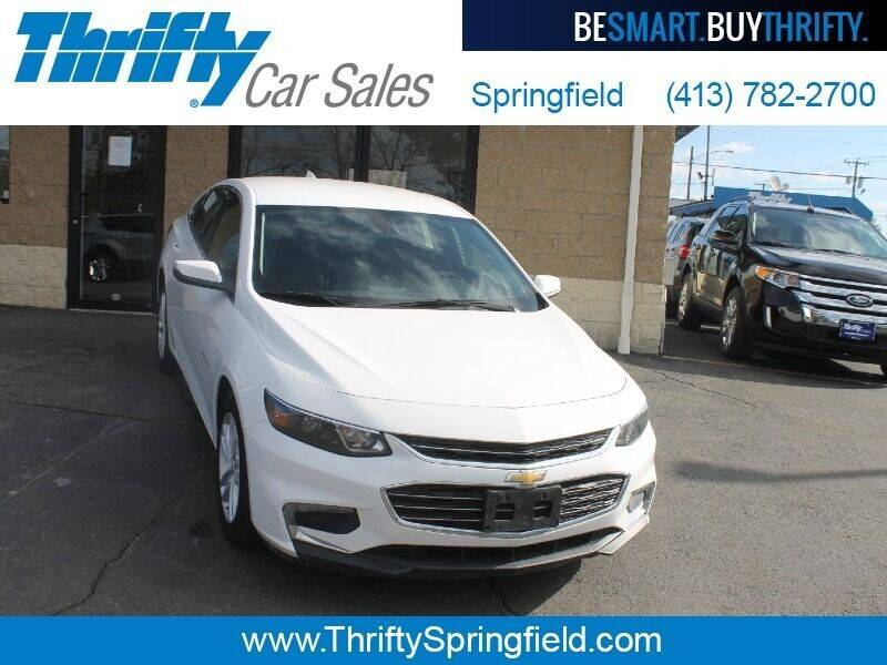 2018 Chevrolet Malibu for sale at Thrifty Car Sales Springfield in Springfield MA