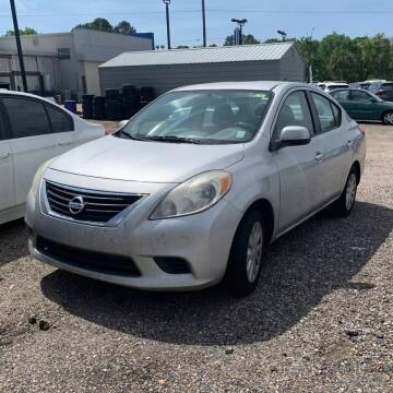 2012 Nissan Versa for sale at CARZ4YOU.com in Robertsdale AL