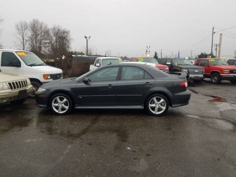 2004 Mazda MAZDA6 for sale at Bonney Lake Used Cars in Puyallup WA