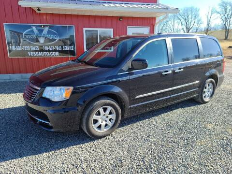 2011 Chrysler Town and Country for sale at Vess Auto in Danville OH