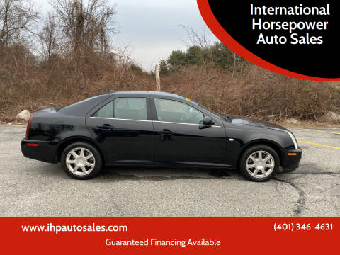 2006 Cadillac STS for sale at International Horsepower Auto Sales in Warwick RI