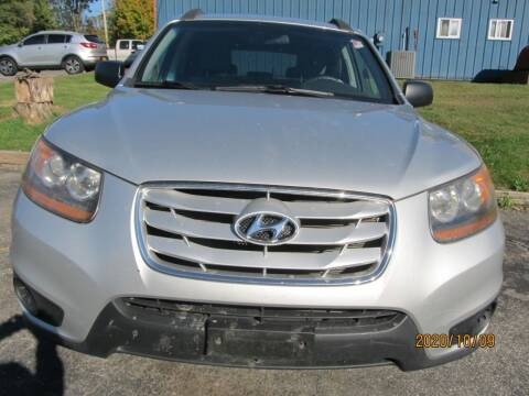 2011 Hyundai Santa Fe for sale at Mid - Way Auto Sales INC in Montgomery NY