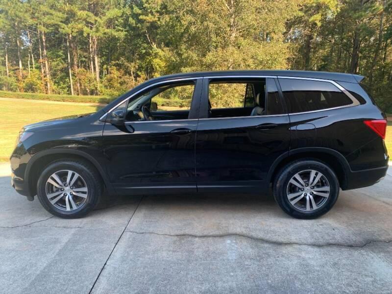2017 Honda Pilot for sale at Daniel Used Auto Sales in Dallas GA