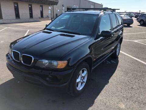 2002 BMW X5 for sale at Thunder Auto Sales in Sacramento CA