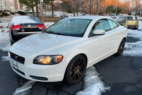 2008 Volvo C70 for sale at Premier Automart in Milford MA