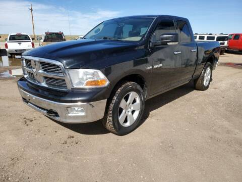 2009 Dodge Ram Pickup 1500 for sale at HORSEPOWER AUTO BROKERS in Fort Collins CO