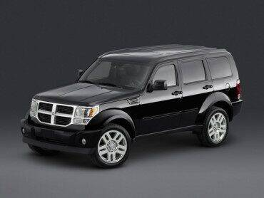 2007 Dodge Nitro for sale at Michael's Auto Sales Corp in Hollywood FL