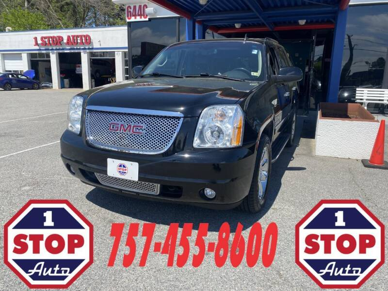 2014 GMC Yukon for sale at 1 Stop Auto in Norfolk VA