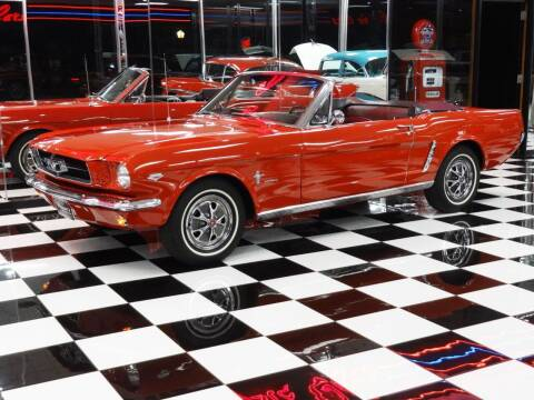 1965 Ford Mustang for sale at Wagner's Classic Cars in Bonner Springs KS