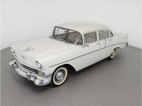 1956 Chevrolet Bel Air for sale at Modern Auto Sales in Tyngsboro MA