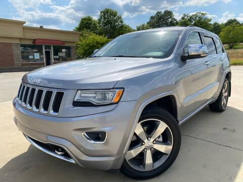 2014 Jeep Grand Cherokee for sale at Gwinnett Luxury Motors in Buford GA