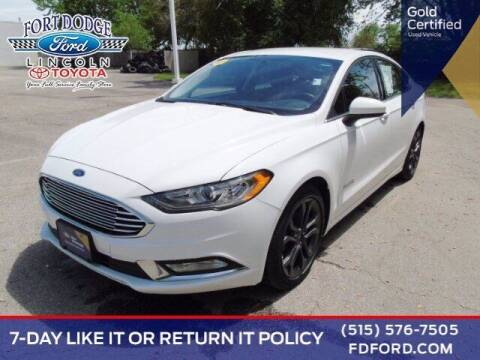 2018 Ford Fusion Hybrid for sale at Fort Dodge Ford Lincoln Toyota in Fort Dodge IA