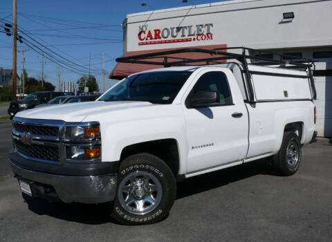2014 Chevrolet Silverado 1500 for sale at MY CAR OUTLET in Mount Crawford VA