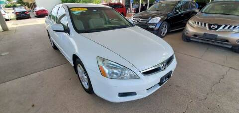 2007 Honda Accord for sale at Divine Auto Sales LLC in Omaha NE