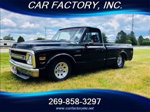1970 Chevrolet C/K 10 Series for sale at Car Factory Inc. in Three Rivers MI
