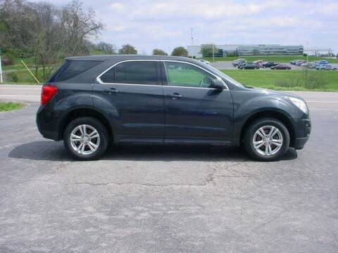 2013 Chevrolet Equinox for sale at Westview Motors in Hillsboro OH