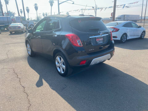 2016 Buick Encore for sale at First Choice Auto Sales in Bakersfield CA