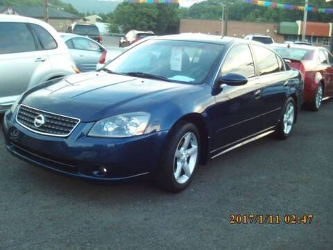 2006 Nissan Altima for sale at Automotive Toy Store LLC in Mount Carmel PA