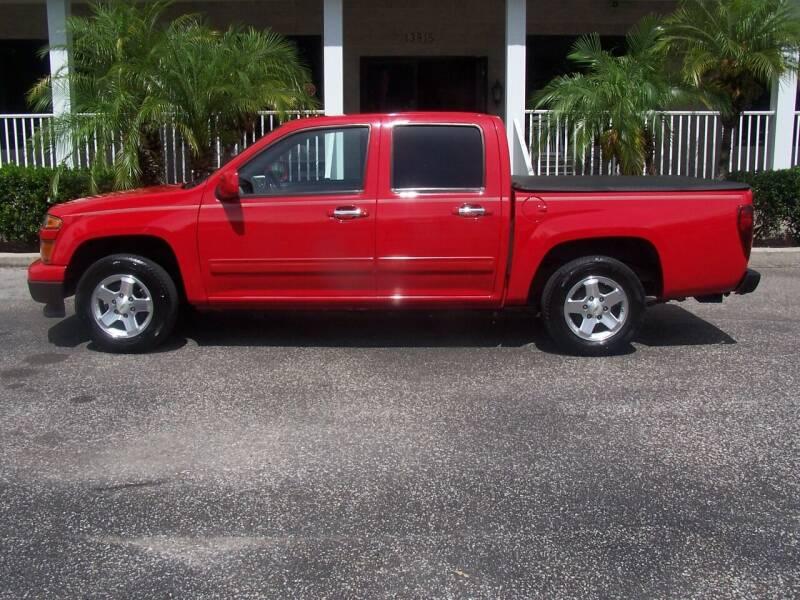2012 Chevrolet Colorado for sale in Dade City, FL