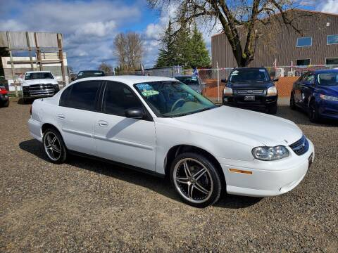 2004 Chevrolet Classic for sale at McMinnville Auto Sales LLC in Mcminnville OR