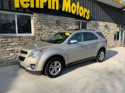 2013 Chevrolet Equinox for sale at TenPin Motors LLC in Fort Atkinson WI