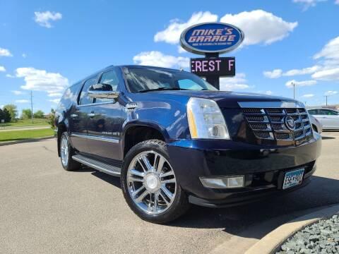 2007 Cadillac Escalade ESV for sale at Monkey Motors in Faribault MN