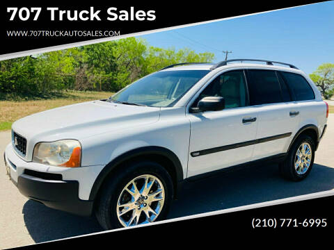 2006 Volvo XC90 for sale at 707 Truck Sales in San Antonio TX