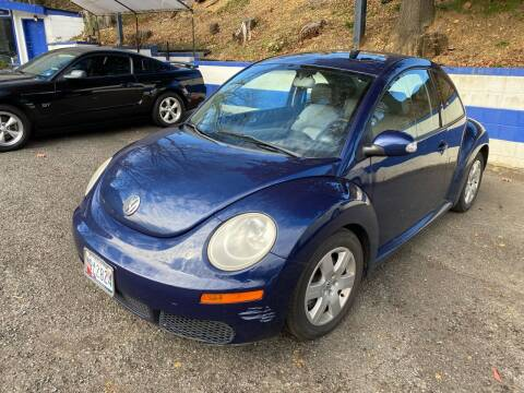 2007 Volkswagen New Beetle for sale at Car World Inc in Arlington VA