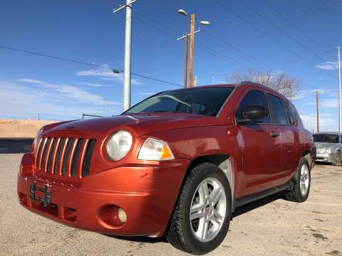 2007 Jeep Compass for sale at Eastside Auto Sales in El Paso TX