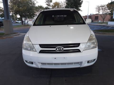 2006 Kia Sedona for sale at Fredericksburg Auto Finance Inc. in Fredericksburg VA